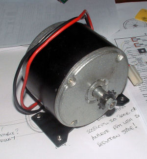 24 Volt Electric Scooter Motor Electric Scooter