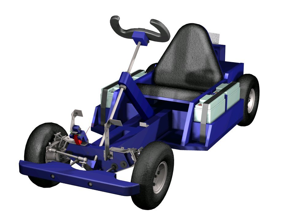 go kart design. buggies and go kart plans