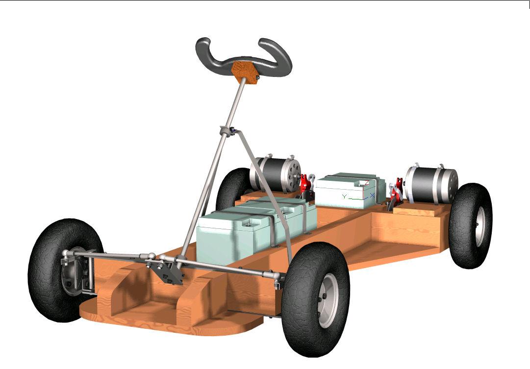 DIY Electric Kart